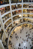 αγορές πλήθους Στοκ Φωτογραφίες