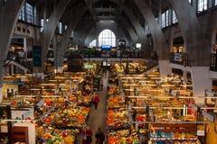 Αγορές πρωινού Στοκ Φωτογραφία