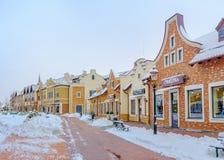 Αγορές στο Κίεβο Στοκ Εικόνα