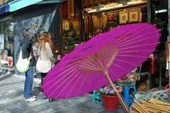 αγορές Στοκ Εικόνες