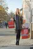 Αγορές Στοκ φωτογραφία με δικαίωμα ελεύθερης χρήσης