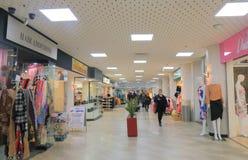 Αγορές arcade Μελβούρνη Αυστραλία Στοκ Φωτογραφία