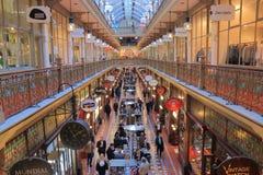 Αγορές arcade Σίδνεϊ Αυστραλία Στοκ φωτογραφία με δικαίωμα ελεύθερης χρήσης