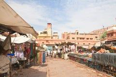 Αγορές arcade στην πόλη του Jodhpur Rajasthan, Ινδία Στοκ εικόνα με δικαίωμα ελεύθερης χρήσης