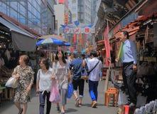 Αγορές arcade Τόκιο Ιαπωνία Ameyoko Στοκ Εικόνα
