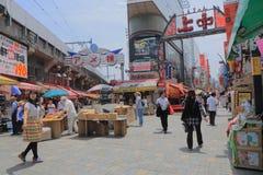 Αγορές arcade Τόκιο Ιαπωνία Ameyoko Στοκ Φωτογραφίες