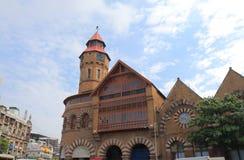 Αγορές Mumbai Ινδία αγοράς Crawford Στοκ εικόνες με δικαίωμα ελεύθερης χρήσης
