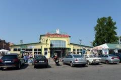 Αγορές Smolensky σύνθετες στο Βιτσέμπσκ Στοκ φωτογραφίες με δικαίωμα ελεύθερης χρήσης