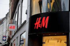 Αγοραστές για την πώληση σε H&M Στοκ φωτογραφία με δικαίωμα ελεύθερης χρήσης