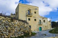 Αγροικία σε Gozo Στοκ φωτογραφίες με δικαίωμα ελεύθερης χρήσης