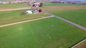 Αγροκτήματα Amish στο Λάνκαστερ, PA φιλμ μικρού μήκους