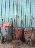 αγροτικά εργαλεία Στοκ Φωτογραφίες