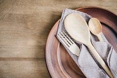 Αγροτικά εργαλεία κουζινών Εγχώρια εμπορεύματα στοκ φωτογραφία με δικαίωμα ελεύθερης χρήσης