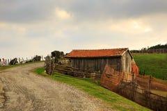 Αγροτικές περιοχές της επαρχίας Sinop Στοκ φωτογραφία με δικαίωμα ελεύθερης χρήσης