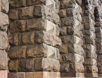Αγροτικές στήλες πετρών Στοκ εικόνα με δικαίωμα ελεύθερης χρήσης