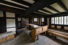 Αγροτική αίθουσα στοκ εικόνα με δικαίωμα ελεύθερης χρήσης