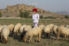 Αγροτική βοσκή στοκ φωτογραφίες