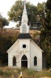 Αγροτική εκκλησία στην ανατολική περιοχή πολιτεία της Washington ` s Palouse Στοκ φωτογραφίες με δικαίωμα ελεύθερης χρήσης