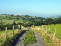 Αγροτική διαδρομή στοκ φωτογραφίες με δικαίωμα ελεύθερης χρήσης