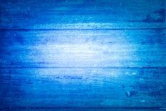 Αγροτική ξύλινη σύσταση υποβάθρου ανοικτό μπλε και άσπρος Στοκ Εικόνα