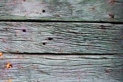 Αγροτικός αποσυντέθηκε ξύλινο υπόβαθρο σύστασης πινάκων Στοκ Εικόνα