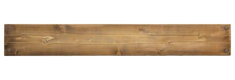 Αγροτικός ξύλινος πίνακας με τα καρφιά στοκ φωτογραφία με δικαίωμα ελεύθερης χρήσης