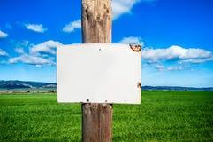 Αγροτικός πληροφοριακός μετα κενός μασάζ στοκ εικόνες