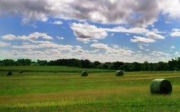 Αγροτικός τομέας Στοκ Εικόνα