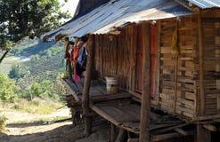 Αγροτικός τρόπος ζωής στην Ταϊλάνδη Στοκ φωτογραφία με δικαίωμα ελεύθερης χρήσης