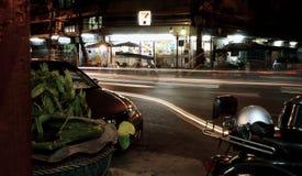 Αγροτικός τρόπος ζωής στην Ταϊλάνδη Στοκ Φωτογραφία