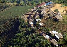 Αγροτικός τρόπος ζωής στην Ταϊλάνδη Στοκ Εικόνες