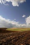 αγροτικό έδαφος Καλιφόρνιας Στοκ Φωτογραφίες