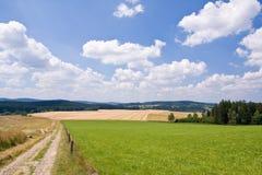 αγροτικό έδαφος Στοκ φωτογραφίες με δικαίωμα ελεύθερης χρήσης