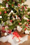 αγροτικό δέντρο Χριστου&gam Στοκ εικόνες με δικαίωμα ελεύθερης χρήσης