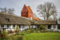 Αγροτικό εξοχικό σπίτι Στοκ φωτογραφία με δικαίωμα ελεύθερης χρήσης