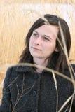 Αγροτικό θηλυκό στοκ φωτογραφίες με δικαίωμα ελεύθερης χρήσης