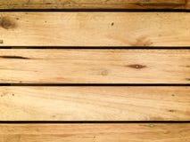 Αγροτικό καφετί ξύλινο υπόβαθρο με τις οριζόντιες σανίδες 2 στοκ φωτογραφίες