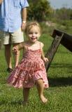αγροτικό κορίτσι λίγα στοκ εικόνες με δικαίωμα ελεύθερης χρήσης
