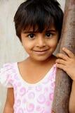 Αγροτικό κορίτσι Στοκ εικόνες με δικαίωμα ελεύθερης χρήσης
