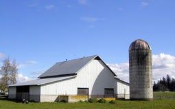 αγροτικό λευκό στοκ εικόνες με δικαίωμα ελεύθερης χρήσης