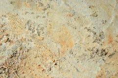 Αγροτικό πάτωμα τσιμέντου για το υπόβαθρο Στοκ εικόνα με δικαίωμα ελεύθερης χρήσης