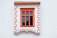 αγροτικό παράθυρο Στοκ φωτογραφία με δικαίωμα ελεύθερης χρήσης