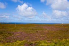 Αγροτικό σκωτσέζικο πανόραμα Στοκ φωτογραφία με δικαίωμα ελεύθερης χρήσης
