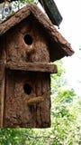 Αγροτικό σπίτι πουλιών Στοκ Φωτογραφίες