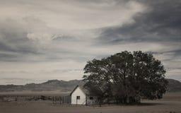 Αγροτικό σπίτι της Γιούτα Στοκ εικόνα με δικαίωμα ελεύθερης χρήσης