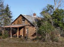 Αγροτικό σπίτι του Κολοράντο Στοκ Εικόνες