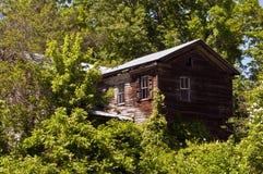 Αγροτικό σπίτι Στοκ εικόνες με δικαίωμα ελεύθερης χρήσης