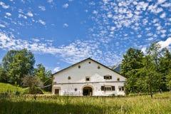 αγροτικό σπίτι Στοκ φωτογραφία με δικαίωμα ελεύθερης χρήσης