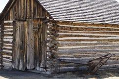 Αγροτικό σπίτι Hornbek Στοκ Εικόνες