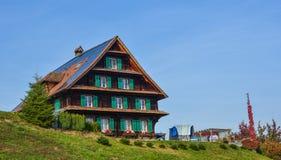 Αγροτικό σπίτι Luzern, Ελβετία στοκ φωτογραφία με δικαίωμα ελεύθερης χρήσης